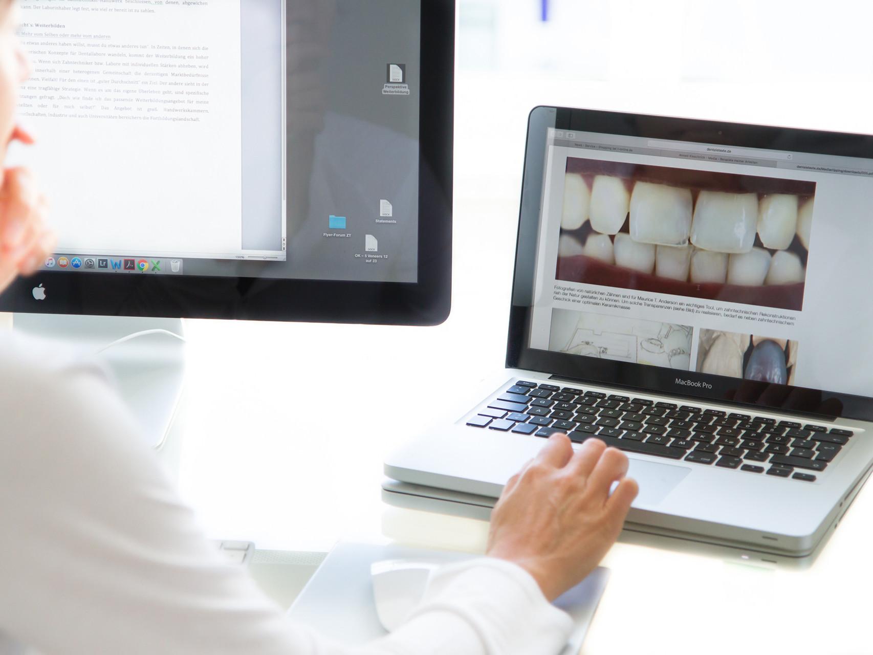 Zahntechnik Zahnmedizin Texte Schreiben Artikel Bericht